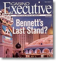October 98 Casino Executive